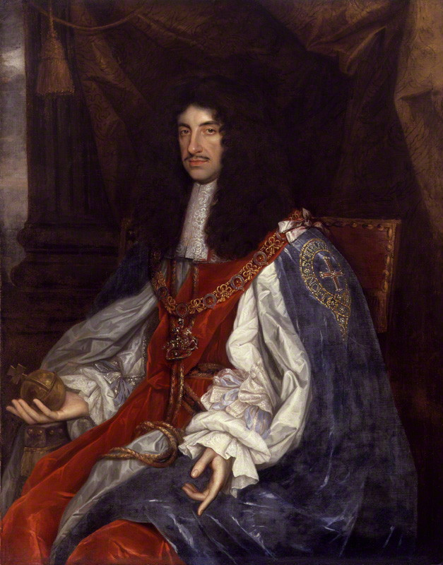 King Charles II by John Michael Wright National Portrait Gallery, London